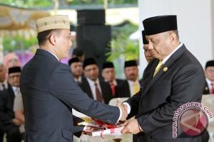 Sertijab Gubernur Gorontalo