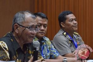 Polisi dan KPK bahas kasus teror kepada Novel Baswedan