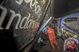 Puluhan korban tabrakan beruntun Cipularang masih dirawat di Purwakarta