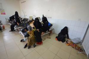 Satu juta lebih anak kurang gizi di Yaman terancam kolera