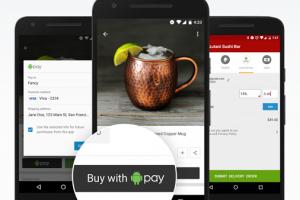 Android Pay telah didukung lebih dari 1.000 institusi keuangan