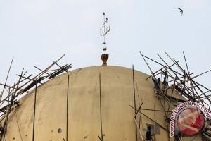 Perawatan Masjid Jelang Ramadan