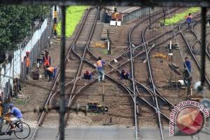 Jaringan kereta api Kalimantan Barat mulai dibangun 2019