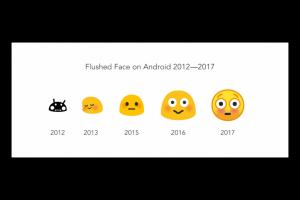 Google rancang ulang emoji untuk Android O