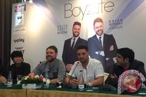 Boyzlife siap sapa penggemar Boyzone dan Westlife