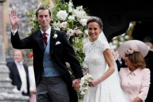 Pernikahan Kate Middleton vs Pippa Middleton