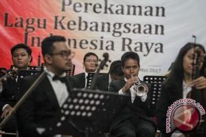 BKKBN gaungkan kembali Indonesia Raya tiga stanza