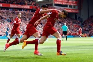Liverpool amankan tiket Liga Champions usai taklukkan The Boro