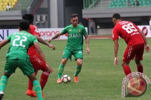 Bhayangkara menang tipis 1-0 atas Semen Padang