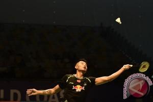 Tim unggulan cetak kemenangan pertama Piala Sudirman