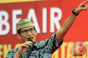 Sandiaga laksanakan umroh untuk doakan Jakarta