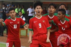 Timnas U-16 taklukkan Myanmar 4-1