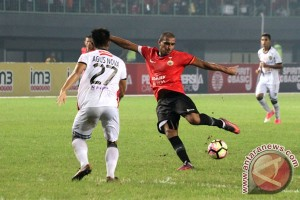 Bali United tahan imbang Persija