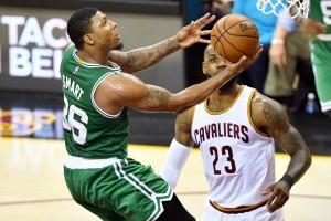Playoff NBA - Tanpa Thomas, Celtics rebut laga ketiga 111-108