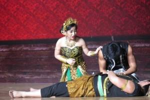 Ken arok, ketoprak bercita rasa opera pentas di China