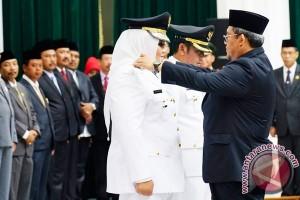 Gubernur Jabar lantik bupati-wakil bupati Bekasi 2017-2022