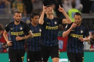 Hantam Lazio, Inter Milan akhiri delapan laga tanpa kemenangan