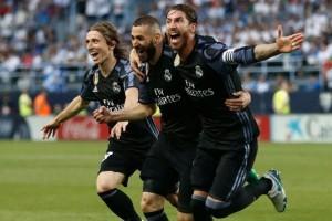 Real Madrid juara La Liga 2017