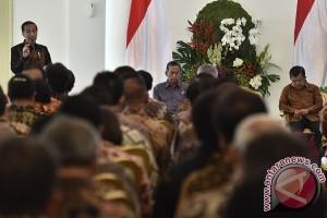 Presiden Jokowi ingin lebih banyak lagi lembaga yang WTP