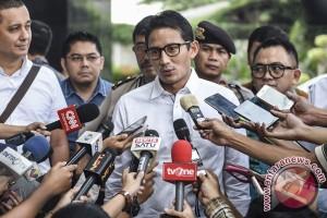 Sandiaga Uno penuhi panggilan KPK untuk dua kasus berbeda