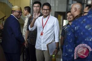 KPK dalami peran Sandiaga Uno selaku mantan komisaris DGI