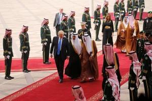 Salah satu tujuan Trump ke Saudi, buka pusat pengawasan militan
