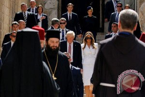 Upayakan perdamaian Timteng, Trump akan kunjungi Israel