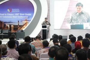 Menperin: Indonesia siap mandiri di industri baja