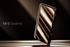Xiaomi Mi 6 Ceramic Edition siap meluncur