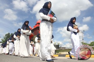 Kota Sukabumi gelar pawai sambut Ramadhan