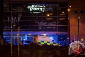 Bom bunuh dirikah di balik ledakan dalam konser Ariana Grande?