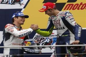 Kenangan terindah Valentino Rossi tentang Nicky Hayden
