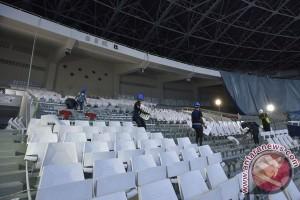 Kajati DKI tinjau proyek renovasi Stadion GBK
