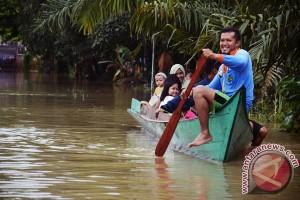 Banjir Di Tanjung Selor