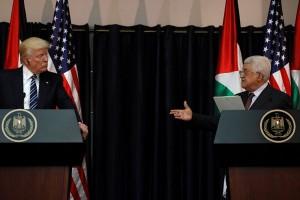 Trump lawat Betlehem untuk berunding dengan Presiden Palestina