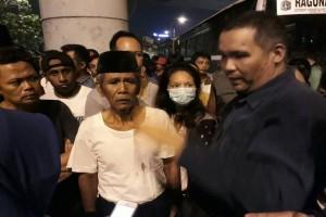 Ledakan Kampung Melayu; keterangan saksi mata