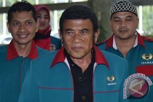 Rhoma Irama daftarkan Partai Idaman ke KPU