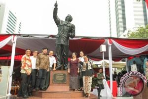 Peresmian Patung Soekarno