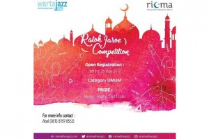 Ramadhan Jazz Festival 2017 siap digelar