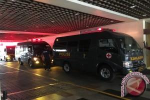 Tiga korban bom di RS Premiere Jatinegara dipindahkan ke RS Polri