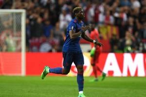 Pogba dedikasikan juara Liga Europa untuk korban serangan Manchester