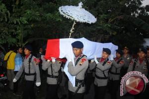 Pemakaman Korban Bom Kampung Melayu