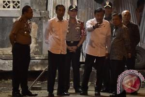 Jokowi dikabarkan akan tinjau lokasi ledakan