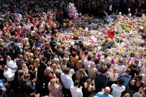 Polisi keluarkan foto pelaku bom bunuh diri di Manchester