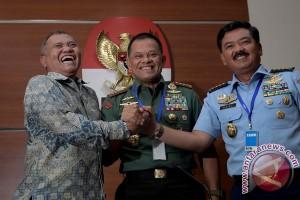Panglima TNI jelaskan proses penyelidikan korupsi helikopter AW-101