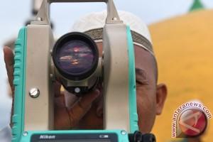 Pantauan Rukyatul Hilal Surabaya