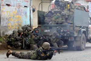 Ada warga indonesia dalam kelompok ISIS di Marawi