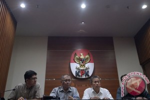 KPK umumkan pejabat tersangka suap