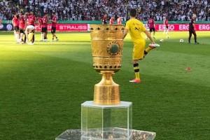 Dortmund empat kali juara Piala Jerman