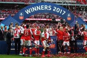 Arsenal tim tersukses di Piala FA